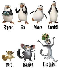 Small Picture 370 best Penguins Of Madagascar images on Pinterest Penguins of