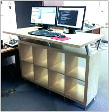 computer desk organizer ideas.  Computer Computer Desk Storage Ideas Small With Within Recent Corner  Hutch Brown Varnished And Organizer S