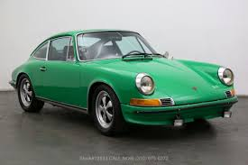Neunelfer) is a luxury sports car made by porsche ag of stuttgart, germany. 1970 Porsche 911 Turbo In Los Angeles Ca Ca United States For Sale 11139293