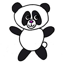 Come Si Disegna Un Panda Cose Per Crescere Con Panda Disegno Da