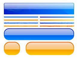Web Buttons Set Vector Art Graphics Freevector Com