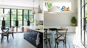 Interior Design - Classic Bistro-Style Kitchen Packed With Storage - YouTube