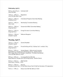 Sample Of Agenda Sample Meeting Agenda 20 Examples In Pdf Word