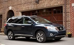 2014 Nissan Pathfinder Hybrid Photo Gallery - Autoblog