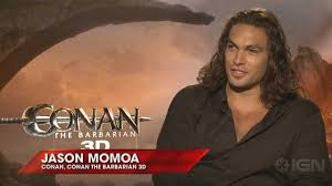 Conan the Barbarian: Cast Interviews - YouTube