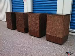 vintage bose 501 speakers. 4 vintage bose 501 series ii speakers only $199 for all bose