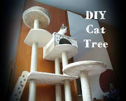 introduction diy cat tree house