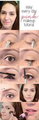 easy everyday look makeup tutorial
