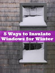 How To Insulate Windows For Winter Apartment Therapy - Insulating a bathroom