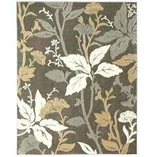 ikea flower rug grey flower rugs blooming flowers gray 7 ft in x 9 rug ikea