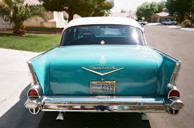 1957 Chevy Bel Air Sedan For Sale