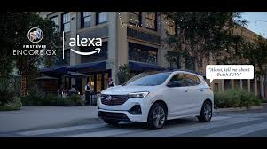 New Alexa — Meredith Grimm