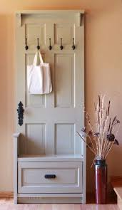 Hall Tree Coat Rack Storage Bench Inspiration Hall Tree Coat Rack Storage Bench Foter Crafty Pinterest