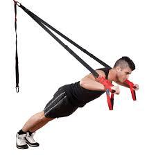 fitness mad pro suspension trainer