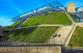 Accorhotels Arena Originally Known As Palais Omnisports De