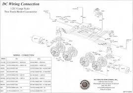 bachmann heisler tips dcc 8 pin socket at Dcc Locomotive Wiring Diagram