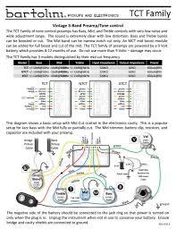 wiring diagrams bartolini pickups electronics tct wiring diagram