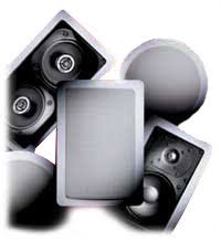 definitive surround speakers. definitive performance from \ surround speakers r
