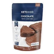 That's how i named this cake! Amazon Com Chocolate Keto Cake Mix By Keto And Co Just 1 8g Net Carbs Per Serving Gluten Free Low Carb No Added Sugar Naturally Sweetened Chocolate Cake Grocery Gourmet Food