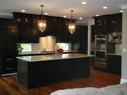 dark kitchen cabinets with dark wood floors pictures black kitchen cabinets this is a little dark but my cabinets go to the top of the vaulted ceilings