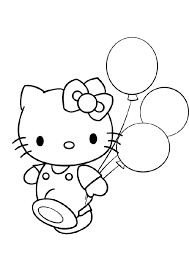 Small Picture hello kitty coloring pages to print Printables Pinterest