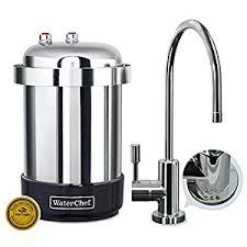 ^-^ WaterChef U9000 Premium Under Sink Water Filtration System ...
