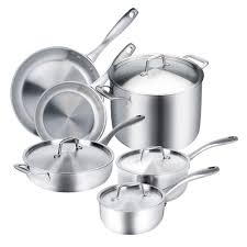 Saucepan Size Chart Best Induction Cookware Sets Reviews Buying Guide 2016