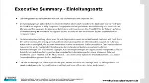 Executive Summary In Resume Summary Statement Resume Examples