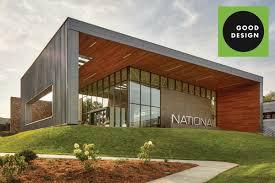 exterior office design. National Office Furniture Headquarters Earns Green Good Design Award Exterior