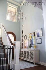 Sherwin Williams Silver Paint Jenna Blogs Home Reveal Part One And A Giveaway