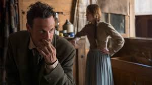 godless pitched as a women s western is really about the dilemma  <i>godless< i> pitched as a women s western is