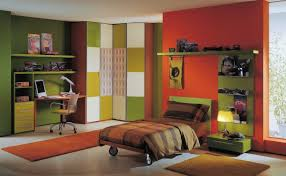 Paint Color Bedrooms Teen Boys Bedroon Painted Bright Green Bedroom Boys Bedroom
