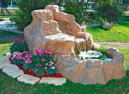 Cascate Da Giardino In Pietra Prezzi : Rocce artificiali da giardino pianeta snc guidapiscine