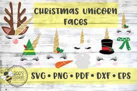 ✓ free for commercial use ✓ high quality images. Christmas Unicorn Faces Svg By Bee S Creations Available For 2 25 At Designbundles Net Christmas Unicorn Unicorn Face Unicorn