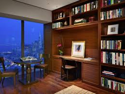 furniture idea to decor small home library inside home library