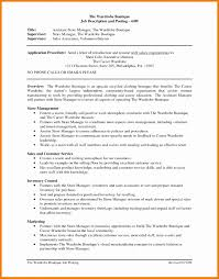 5 Retail Store Manager Resume Besttemplates