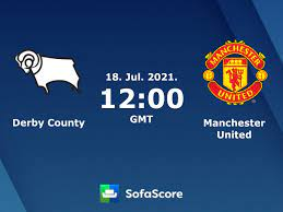 Derby County vs Manchester United live score, H2H and lineups