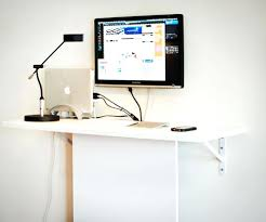 diy fold out table attractive hinged wall desk space saver wall mounted desks to or