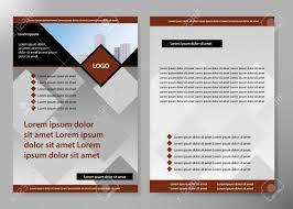 Business Portfolio Template Minimal Flyers Report Business Magazine Poster Layout Portfolio