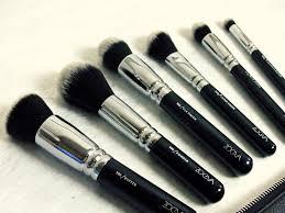 zoeva make up brushes