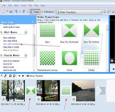 Free Timeline Software For Windows How To Make A Slideshow Video Of My Image Collections With Windows