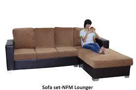 sofa set. Sofa Set NFM Lounger - Living Room Furniture Online S