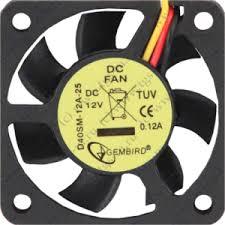 <b>вентилятор</b> (<b>40 x 40</b> х 10мм) <b>Gembird</b> D40SM-12A