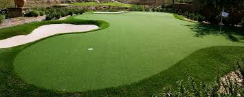 why artificial grass for golf courses and putting greens is trending worldwide