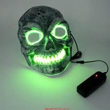 skull skeleton masks carnival cosplay costume props green intl wgbkexuq
