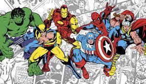 Classic Marvel Comics - 1500x857 ...
