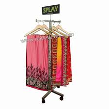 Saree Display Stand
