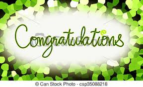 word of congratulations congratulation word blue background congratulation word font and