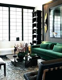 extraordinary dark green couch living room vert couches corner sofa rooms with