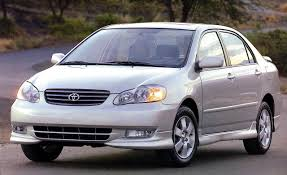 2003 Toyota Corolla Road Test – Review – Car and Driver